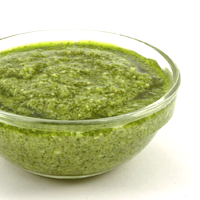 Pesto, Sun-Dried Tomato, Basil & Cheese, DeLallo, 6.35 oz