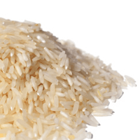 Rice, White, Medium-grain, Cooked