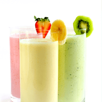 Smoothie, Strawberry-Banana