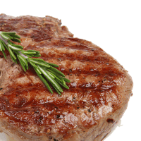 Veal cutlet or steak