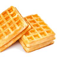 Waffle, KELLOGG'S, EGGO, Homestyle, Low Fat