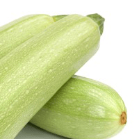 Zucchini, With Skin, Raw
