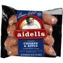 Aidells: Smoked Apple Chicken Sausage, 12 Oz