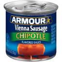 Armour Chipotle Flavored Vienna Sausage, 4.75 oz