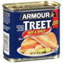 Armour Treet Hot & Spicy Luncheon Loaf, 12 oz