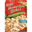 Banquet Homestyle Bakes Creamy Cheesy Chicken Alfredo, 35.7 oz