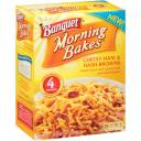 Banquet Morning Bakes Cheesy Ham & Hash Browns, 27.1 oz