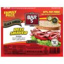 Bar-S Deli Shaved Black Forest Ham, 24 oz