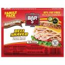 Bar-S Deli Shaved Rotisserie Flavored Chicken Breast, 24 oz
