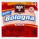 Bar-S Foods: Beef Bologna, 16 oz