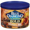 Blue Diamond: Bold Habanero BBQ Almonds, 6 Oz