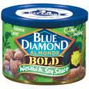Blue Diamond: Bold Wasabi & Soy Sauce Almonds, 6 oz