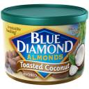 Blue Diamond Toasted Coconut Flavored Almonds, 6 oz
