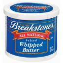 Breakstone's All Natural Salted Whipped Butter, 8 oz