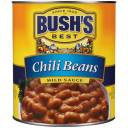 Bush's Best Chili Beans in Mild Sauce, 111 oz