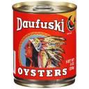 Daufuski Oysters, 8 oz