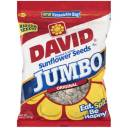 David Original Roasted & Salted Jumbo Sunflower Seeds, 16 oz