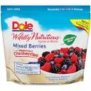Dole Wildly Nutritious Signature Blends Mixed Berries with Sweetened Cranberries, 12 oz