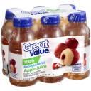 Great Value 100% Apple Juice, 60 oz