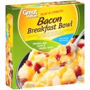 Great Value Bacon Breakfast Bowl, 7 oz