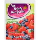 Great Value Triple Berry Mix, 48 oz