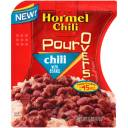 Hormel Pour Overs Chili with Beans, 6 oz