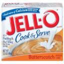 Jell-O Butterscotch Cook & Serve Pudding & Pie Filling, 3.5 oz