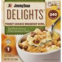 Jimmy Dean Delights Turkey Sausage Breakfast Bowl, 7 oz
