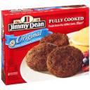 Jimmy Dean: Original Patties Pork Sausage, 9.6 Oz