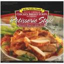 John Soules Foods Rotisserie Style Chicken Breast Strips With Rib Meat, 16 oz