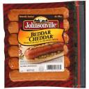 Johnsonville Smoked Sausage & Cheddar Cheese, 14 oz