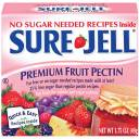 Kraft Baking & Canning: Sure-Jell Fruit Pectin Premium, 1.75 Oz