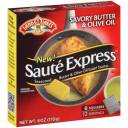 Land O Lakes Saute Express Savory Buttery & Olive Oil Seasoned Butter & Olive Oil Saute Starter, 6 count, 6 oz