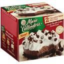 Marie Callender's Chocolate Satin Mini Pies, 6 oz, 2 count