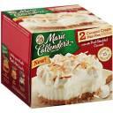 Marie Callender's Coconut Cream Mini Pies, 7.5 oz, 2 count