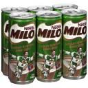 Milo: Energy Drink Chocolate, 8 Fl Oz