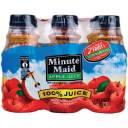 Minute Maid Juices To Go 100% Apple Juice, 6pk