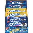 Nabisco Oreo Variety Single Serve Sandwich Cookies, 12 ct