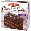 Pepperidge Farm Chocolate Fudge 3-Layer Cake, 19.6 oz