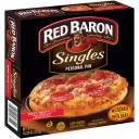 Red Baron Singles Personal Pan Meat-Trio Pizza, 10.29 oz
