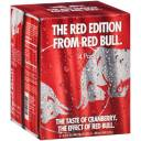 Red Bull The Red Edition Energy Drink, 8.4 fl oz, 4 pack