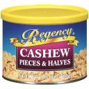 Regency Cashews Pieces & Halves, 9.5 oz