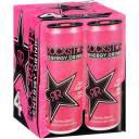 Rockstar PerfectBerry 12 oz Energy Drinks, 12 oz, 4 pack