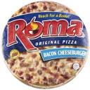 Roma Bacon Cheeseburger Pizza, 13 oz