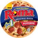 Roma for 1 Original Pepperoni Pizza, 5.26 oz