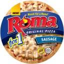 Roma for 1 Original Sausage Pizza, 5.29 oz