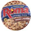 Roma Sausage & Mushroom Pizza, 13 oz