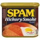 Spam: Hickory Smoke Canned Meat, 12 Oz