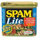 Spam: Lite Canned Meat, 12 Oz