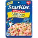 Starkist Low Sodium White Albacore Tuna, 2.6 Oz